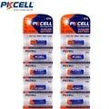 10pcs(5pcs/card*2)*12V 27A Super Alkaline Battery for Doorbell, Remote control,Flashlight etc