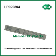 Free shipping LR020804 front car brand letter RANGE for Land Range Rover Sport car name plate high quality spare parts retailer