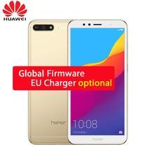 Orijinal Huawei Onur 7A Oynamak 2 GB 32 GB Snapdragon 430 Octa Çekirdek 5.7 inç Ön 8.0MP Arka 13.0MP 720 P 3000 mAh 2SIM GPS WIF...
