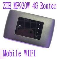 ZTE MF920W+ 4G LTE Mobile WiFi Pocket Mifi Router 4g Hotspot Router