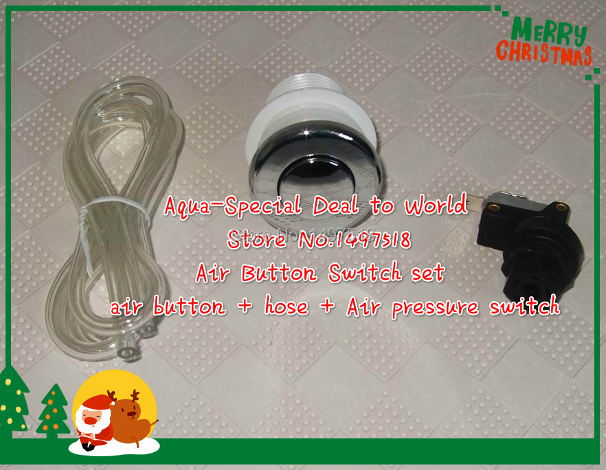 whirlpool bathtub/ Pump food waste equipment Air Button Switch micro switch,Air pressure switch free shipping by dhl 1piece tda100 bathtub pump 0 75kw 1hp 220v 60hz bath circulation pump