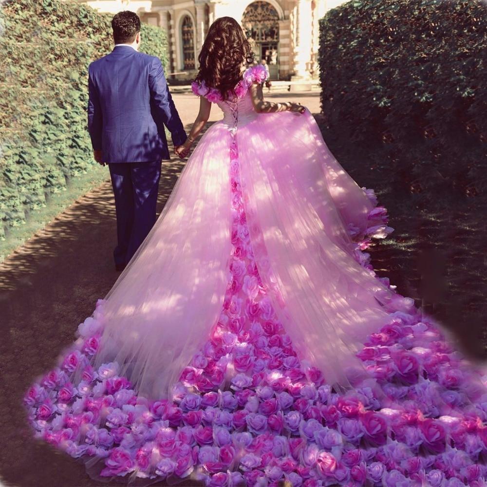 Popular Bride Dress Pink-Buy Cheap Bride Dress Pink lots ...