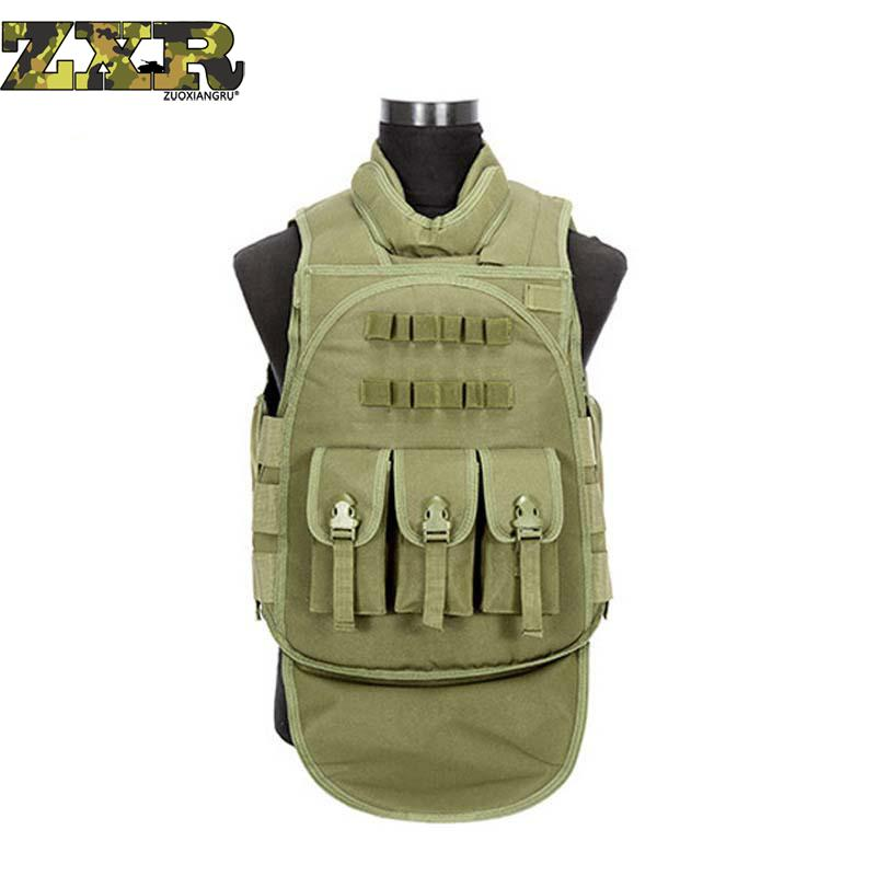 Tactical Vest Military Airsoft Camouflage Uniform Combat Vest Amy Clothing US Navy Seal Colete Tatico Python Chaleco