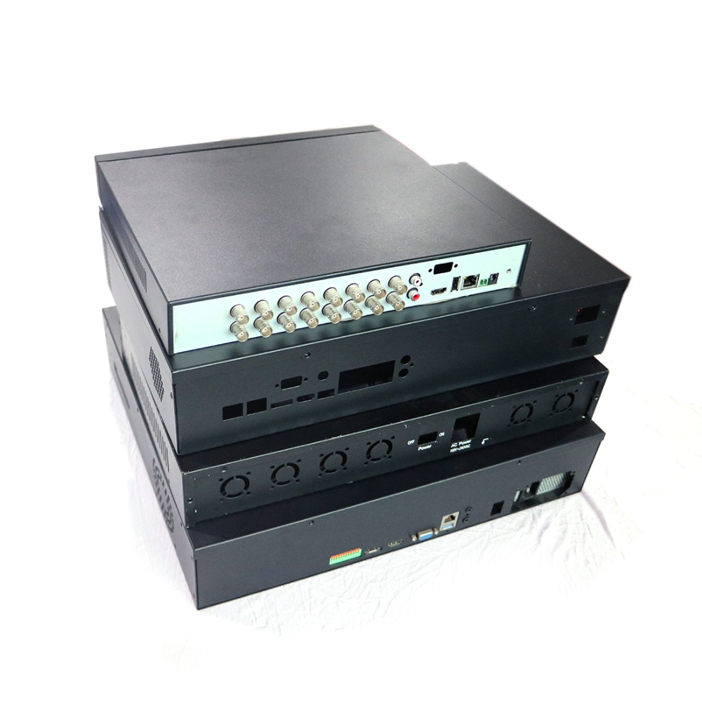 DVR NVR chassis power shell metal sheet SECC custom service DIY NEW wholesale price service is power