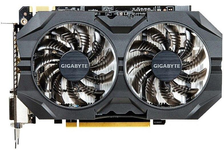 Gigabyte GTX 950 2GB GT950 GTX950 2G D5 DDR5 128 Bit nVIDIA PC Desktop Graphics Cards