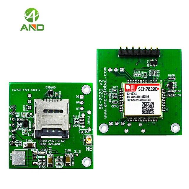 Scheda breakout SIM7020E, scheda mini core nb iot SIM7020E per ORANGE/KPN/TELIA/VODAFONE/VELCOM/TIM/TELENOR/ TELEFONICA/DT