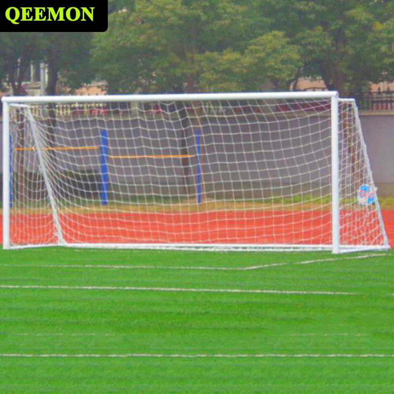 Best Soccer Nets For Backyard :  Football Soccer Goal Post Nets Sport Training Practice outdoor Match