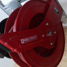 Экономичная катушка для шланга, Промышленный Автоматический намоточный шланг для сжатого воздуха и водопроводных труб LC650