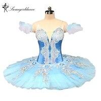 Синяя птица профессиональная балетная пачка для девочек блюдо плиты юбка пачка производительность Классической балетный костюм для WomenBT9161