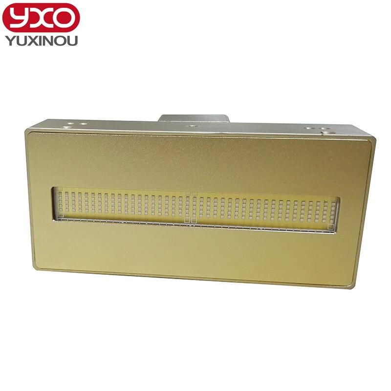 1 шт. 360 Вт Светодиодная лампа УФ отверждения для печатная машина сушки печати