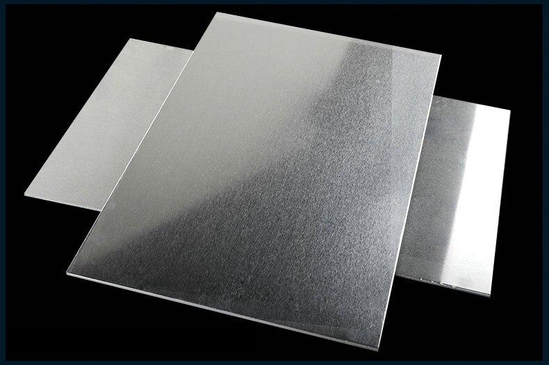 4*300*350mm Placa de Alumínio Folha De Alumínio