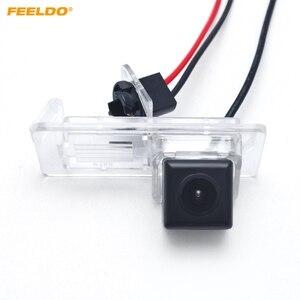 FEELDO Promotion sale !! Car Backup Rear View Camera For Renault Fluence/Dacia Duster/Megane 3/Nissan Terrano #FD4505