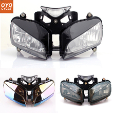 For 04-07 Honda CBR1000RR CBR 1000 RR Motorcycle Front Headlight Head Light Lamp Headlamp 2004 2005 2006-2007 цена в Москве и Питере