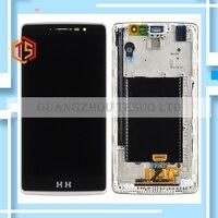 보장 100% 1 개 HH Lcd 터치 스크린 교체 LG G4 스타일러스 H540 H542 H540F lcd 디스플레이 터치 스크린 디지