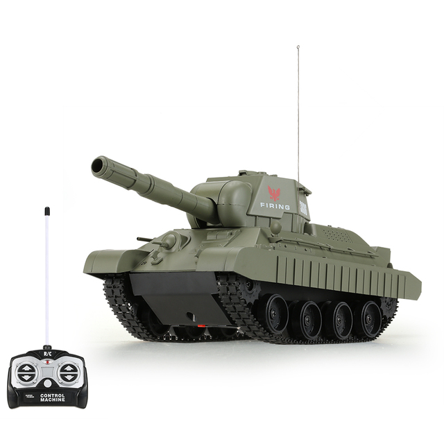 US $42 65 |RC Tank Model NO 3886 27MHz 1/30 Fire Ball Bullet Cannonball  Shooting RC Battle Tank-in RC Tanks from Toys & Hobbies on Aliexpress com |