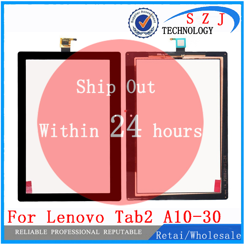 New 10.1 inch Tablet pc Touch screen panel For Lenovo TAB2 Tab 2 X30F A10-30 Front Touch panel Glass Tablet partsNew 10.1 inch Tablet pc Touch screen panel For Lenovo TAB2 Tab 2 X30F A10-30 Front Touch panel Glass Tablet parts
