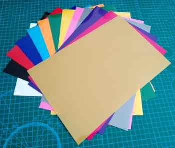 Free shipping 13 sheets/colors 20X30CM PVC Heat Transfer Vinyl Iron on vinyl Heat Press Machine Cutting Plotter HTV T-shirt DIY - DISCOUNT ITEM  25% OFF All Category