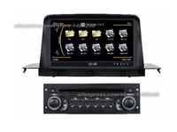 Для Citroen C3 Пикассо 2008 ~ 2013 Автомобильный GPS навигации dvd плеер Радио стерео ТВ BT Ipod 3G WI FI мультимедиа Системы