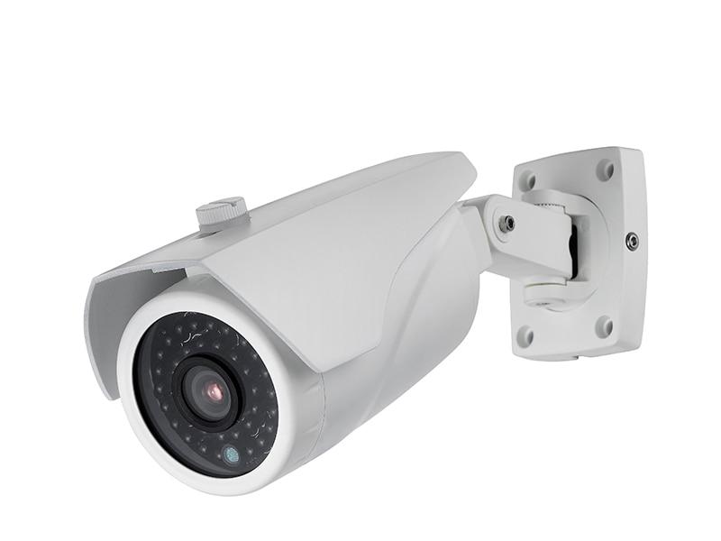 Outdoor IP67 Waterproof CCTV font b Security b font Surveillance Bullet Type IP Camera Night View