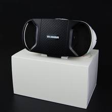 Wholesale Price New Arrival Frame Light-Weight Portable 3D Box Phone Virtual Reality   Glasses AR VR