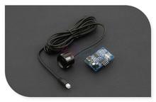 Buy DFRobot Weatherproof Ultrasonic Distance Sensor, 5V with Separate Probe for outdoor Ranging/car reversing/security alarms etc.