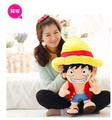 Movie & TV  One Piece Stuffed plush about 60 CM Monkey D Luffy  plush toy doll gift  w2247