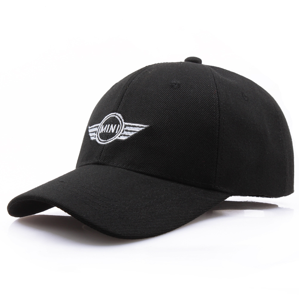 a257eb6d77e Baseball Cap MINI logo Embroidery Casual Snapback Hat 2019New Fashion  HipHop High Quality Man F1 Racing car Motorcycle Sport hat-in Baseball Caps  from ...