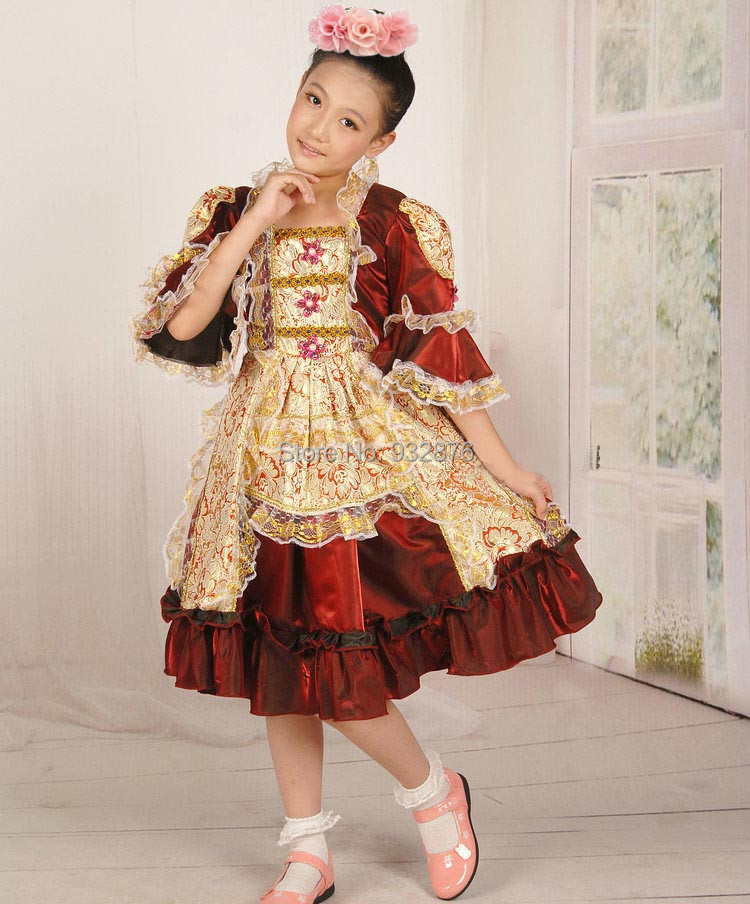 Online Buy Wholesale Russian National Costume From China