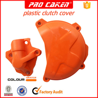 Clutch Guard Cover Protector For Ktm Sxf Xcf Exc F Xcf W 250 350 MX Enduro