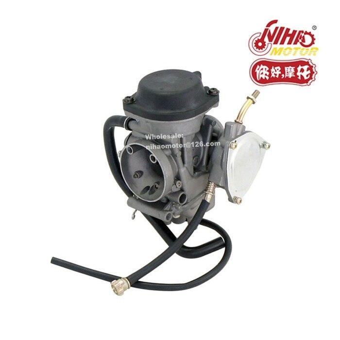 130 CF500cc CF188 Carburetor- ը սովորաբար - Պարագաներ եւ պահեստամասերի համար մոտոցիկլետների - Լուսանկար 3