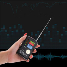 Multi-Use RF Signal Detector Signal Amplifier Wired Wireless Camera 2G 3G 4G Phone GSM GPS Bug Detector Camera Hunter Anti spy