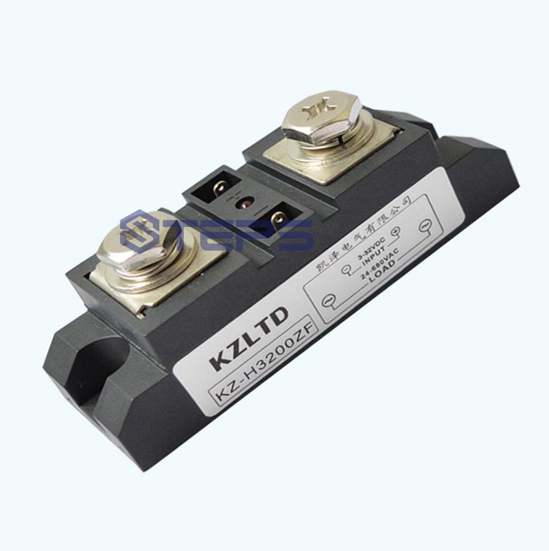 Industrial grade solid state relays 200A DC to AC Non-contact relay 380V220V normally open single phase solid state relay ssr mgr 1 d48120 120a control dc ac 24 480v
