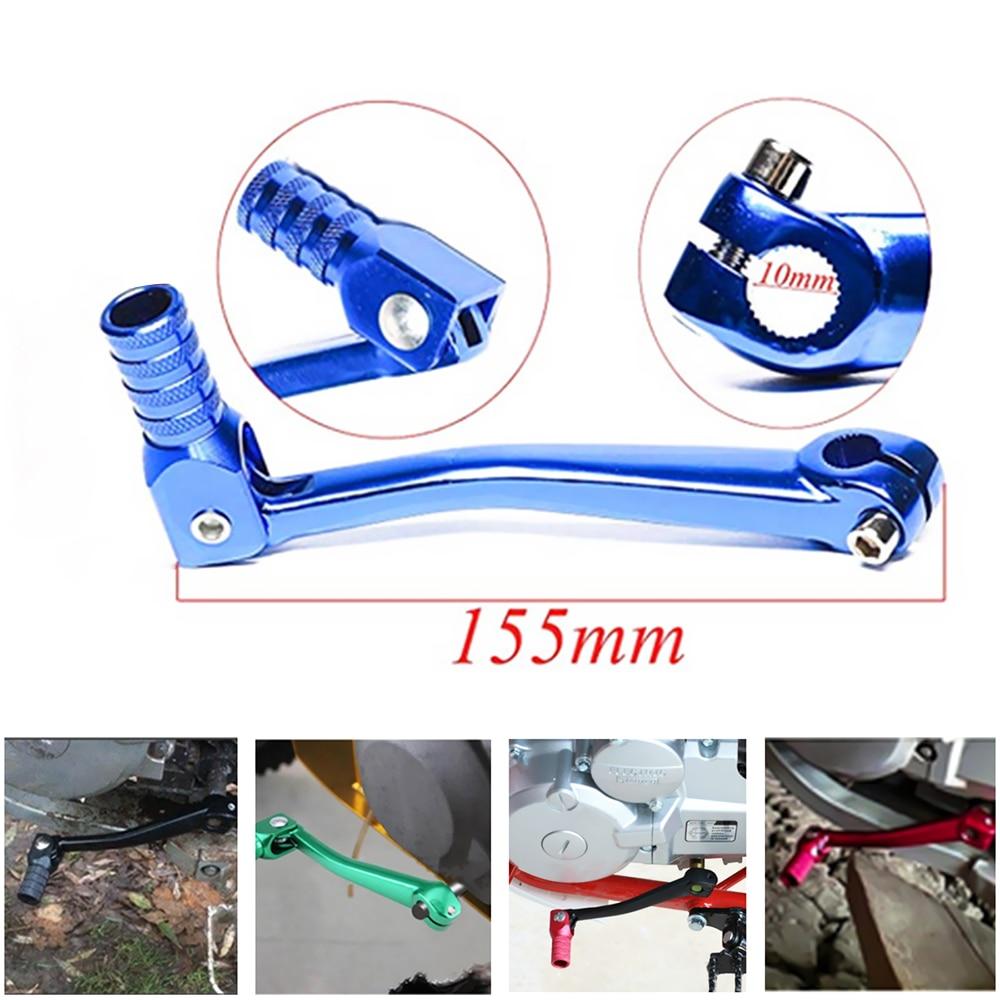 1x Motorcycle Aluminum Folding Gear Shift Shifter Lever for Honda XR50 CFR50 70