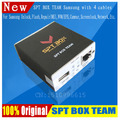 Free shipping+The latest spt box Unlock, Flash, Repair IMEI,EFS, Camera, Network with 4 cables new update for samsung S5