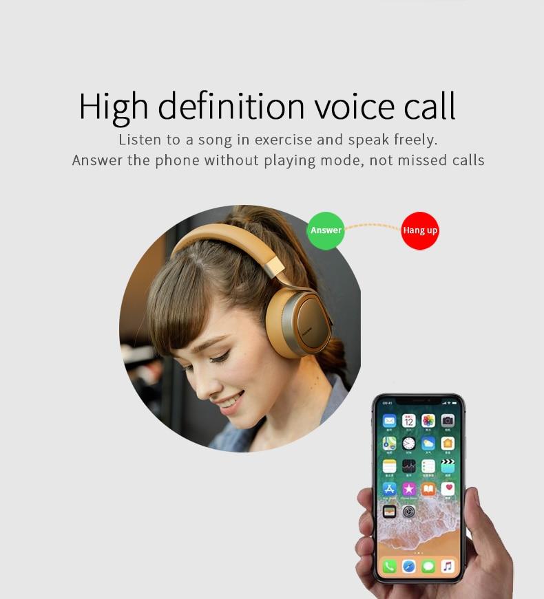 Plextone BT270 Wireless bluetooth Headphone 8