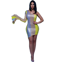 new spring womens dress fashion sexy bag hip shoulder nightclub bright color