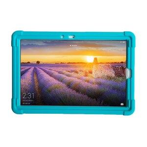 Image 2 - MingShore מוקשח עמיד הלם סיליקון כיסוי מקרה עבור Huawei MediaPad M5/M5 פרו 10.8 אינץ CMR W09/AL09/W19/AL19 Tablet