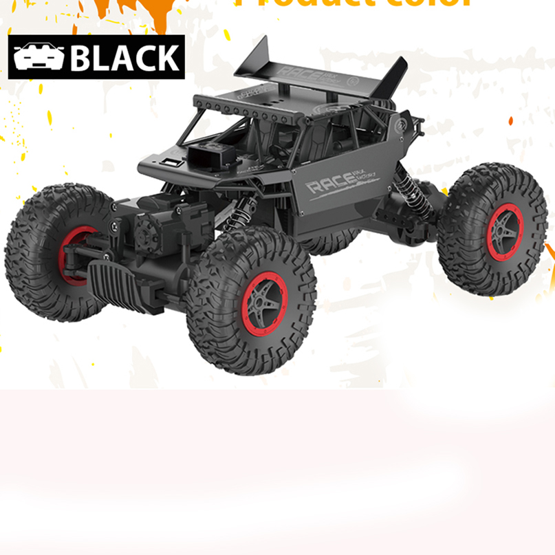 Flytec 9118 1/18 2.4G 4WD Metal Alloy Off-road RC Climbing Car High Speed Clamber Cross Country Vehicle Toy road trip usa eighth edition cross country adventures on america s two lane highways