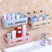 Настенный угловой стеллаж для хранения, органайзер на присоске, душевая полка, корзина для ванной, держатель для шампуня, для хранения, кухонный аксессуар для ванной комнаты