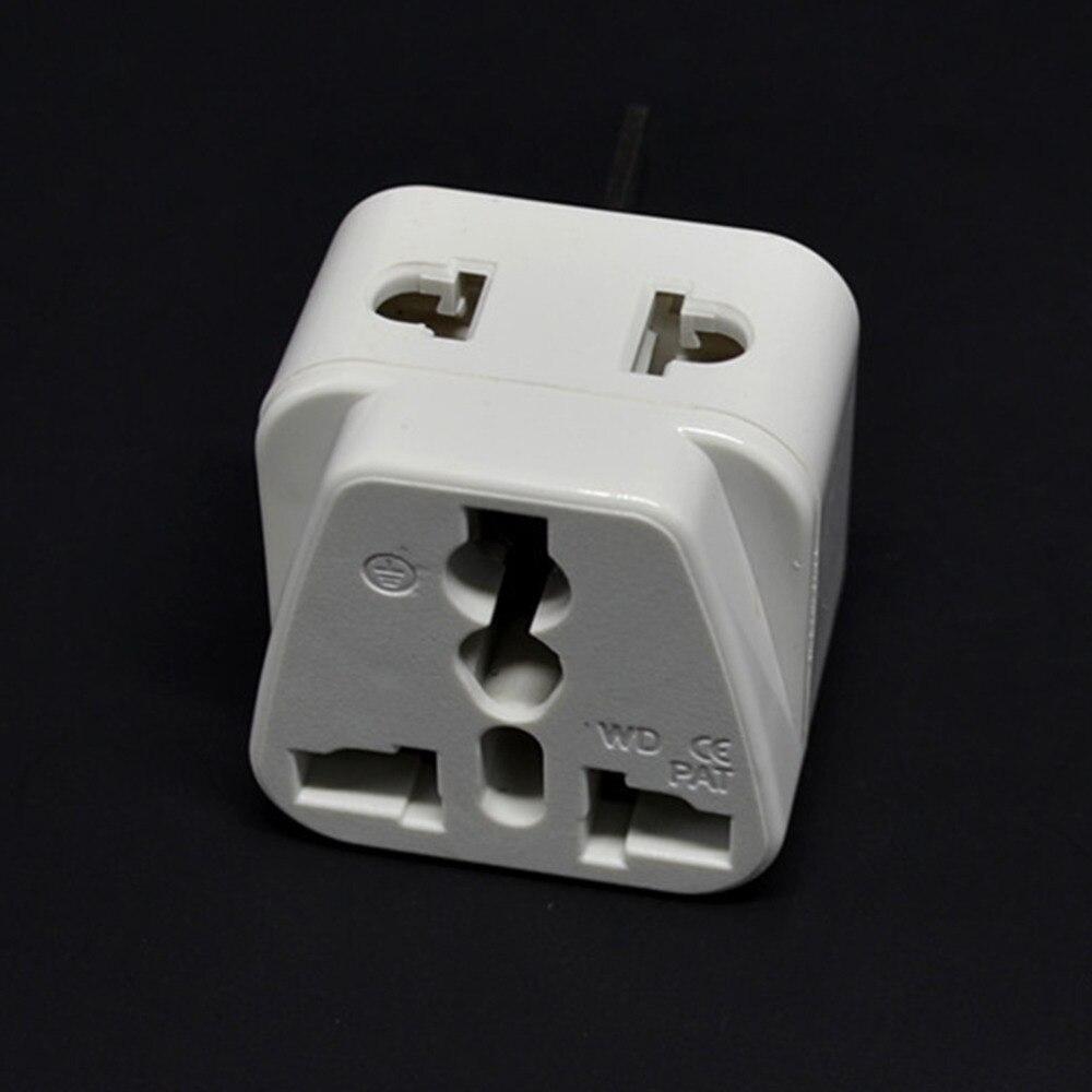 Hot 3 pin Chinese Power Plug Adapter Travel Converter Australia UK USA EU Wholesale