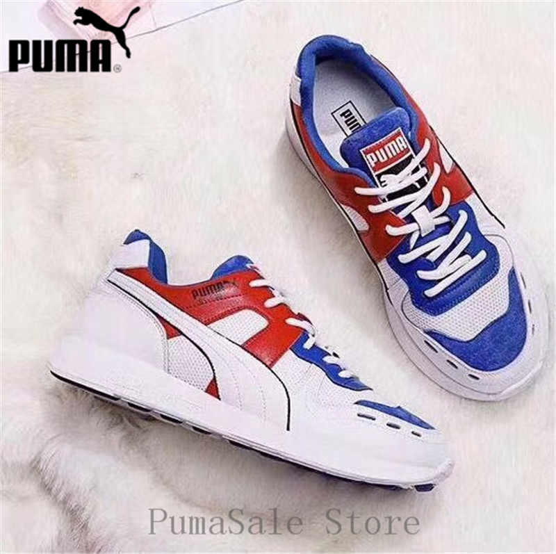 37fdc1f84 ... 2019 Puma RS-100 Sound Women's Shoes Retro Trend Sneaker Hot Sale R-SYSTEM  ...