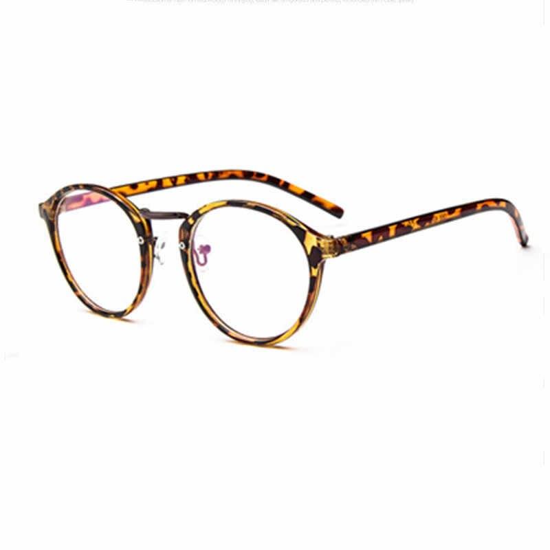 2c8a5163e44 ... Glasses Frames Woman Man Eyeglasses Frame for Myopia Vew Plica Eye  Glasses Plain Mirror Glass Vintage ...