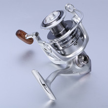 Hot Sales Fishing Articles Full Metal Spinning Reel Saltwater HC1000-7000 Sea for Carp Form China