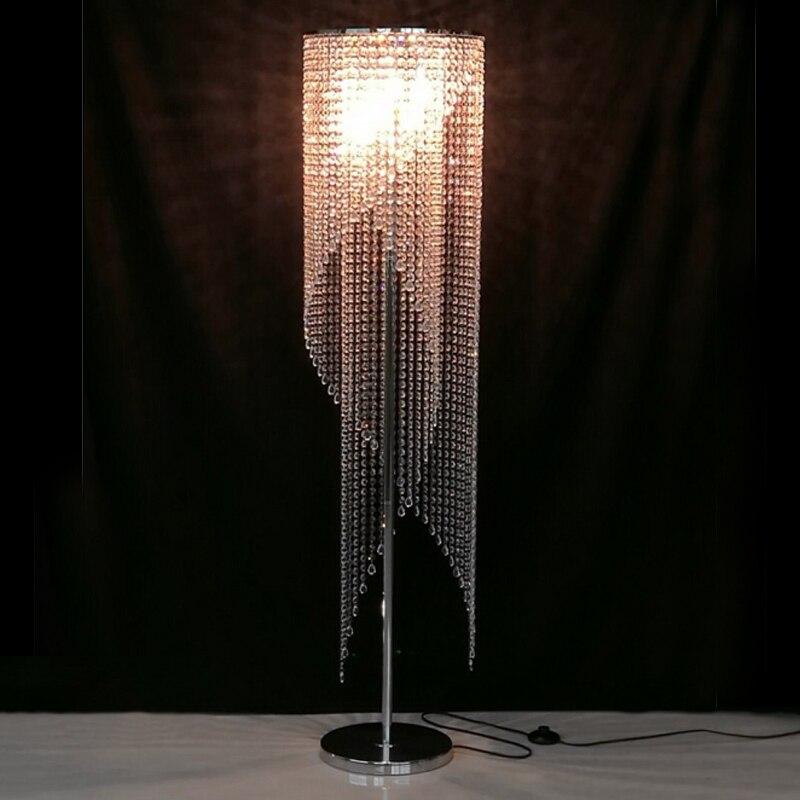 Recessed Led Floor Lights Crystal