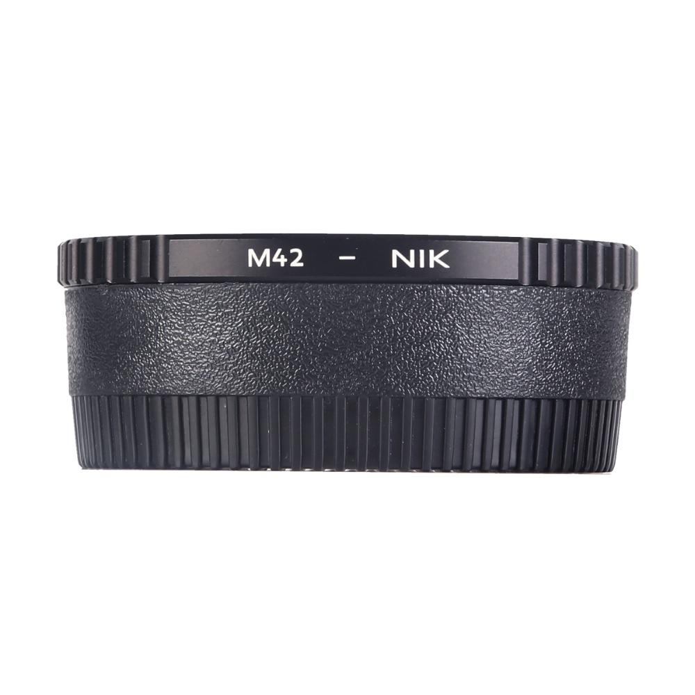 K & F CONCEPT M42 Nikon D5100 D700 D300 D800 DSLR үшін Nikon - Камера және фотосурет - фото 4