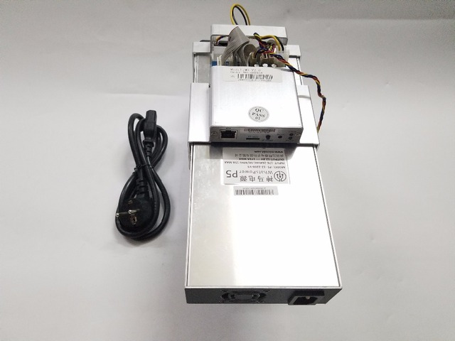 Asic Miner Bitcoin Miner WhatsMiner M3X 11.5-12.5T/S Better Than Antminer S7 S9 WhatsMiner M3 With PSU For BTC BCH 4