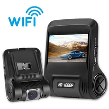 Cheap price MALUOKASA Dash Camera WiFi Full HD 1080P Car DVR Dashcam 2.5inch Screen 170 Degree Video Night Vision Parking Camera Recorder