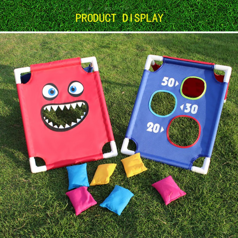 Aliexpress Com Buy 1 Set Chirldren Cornhole Boards With