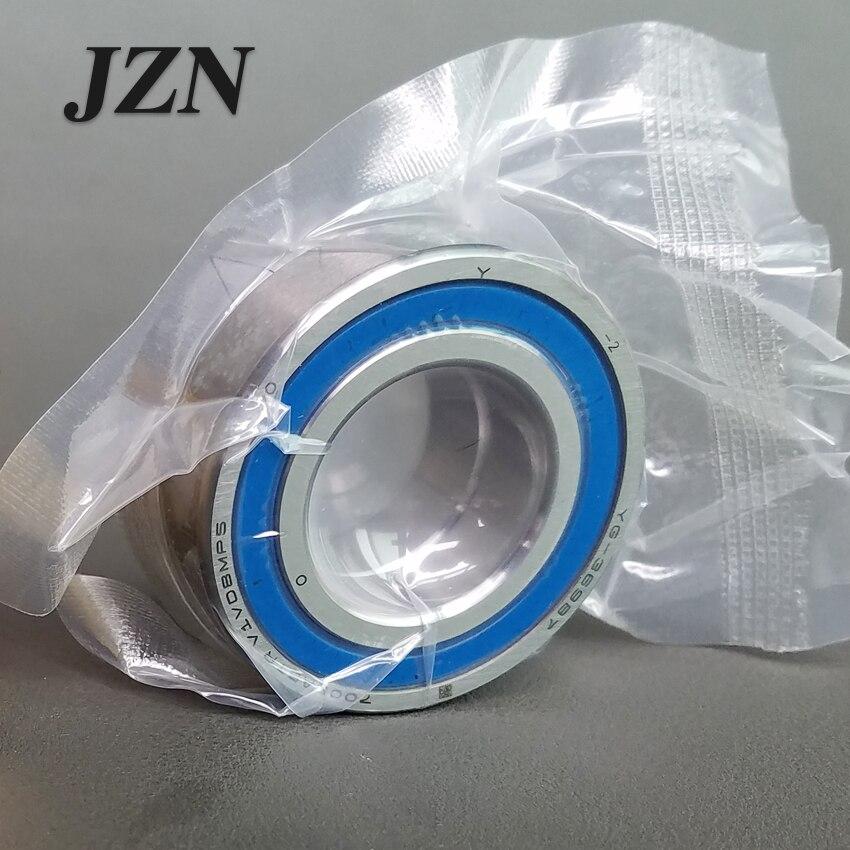 Free Shipping High-precision angular contact matching bearing engraving machine bearings 7200 7201 7202 7203 7204 7205 -2RZ P5