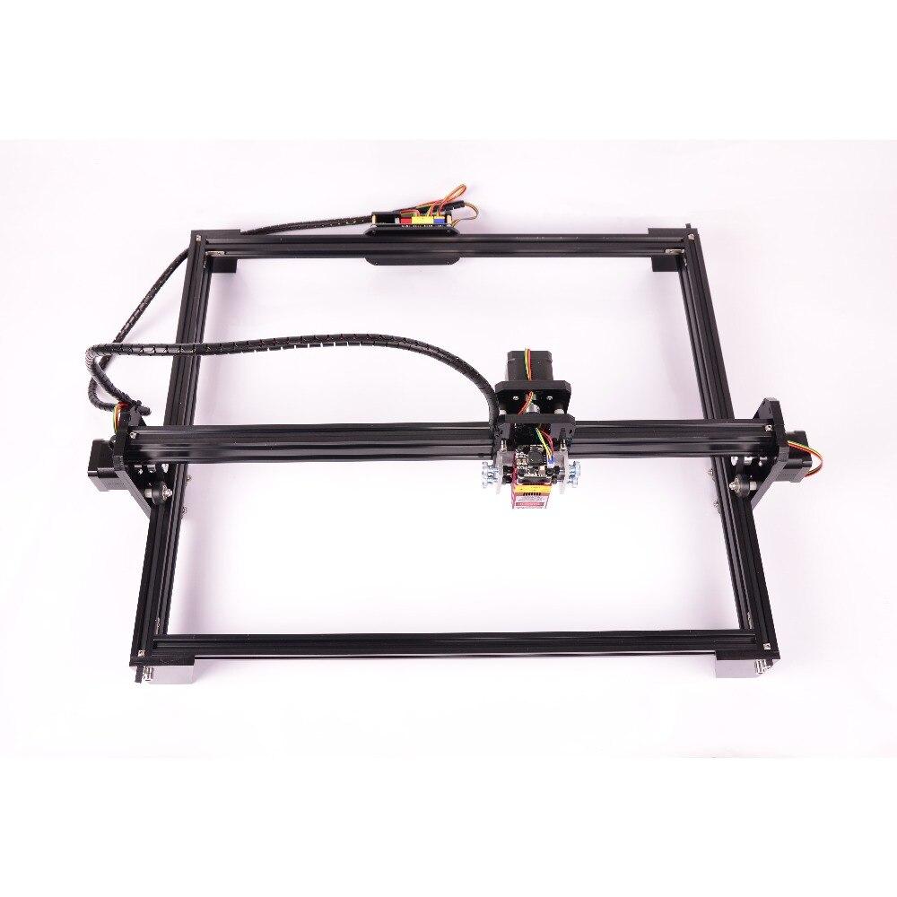 125*125 cm imprimante laser compacte graveur pour métal/CNC routeur/scanner marqueur laser gravure machines-outils